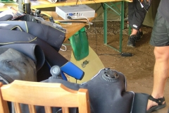 Szatya Búváriskola Oktatása A Táborban